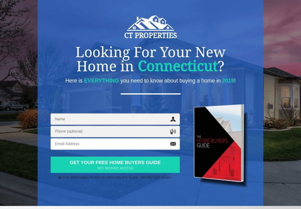 Funnel For Local Business_Squeeze Page