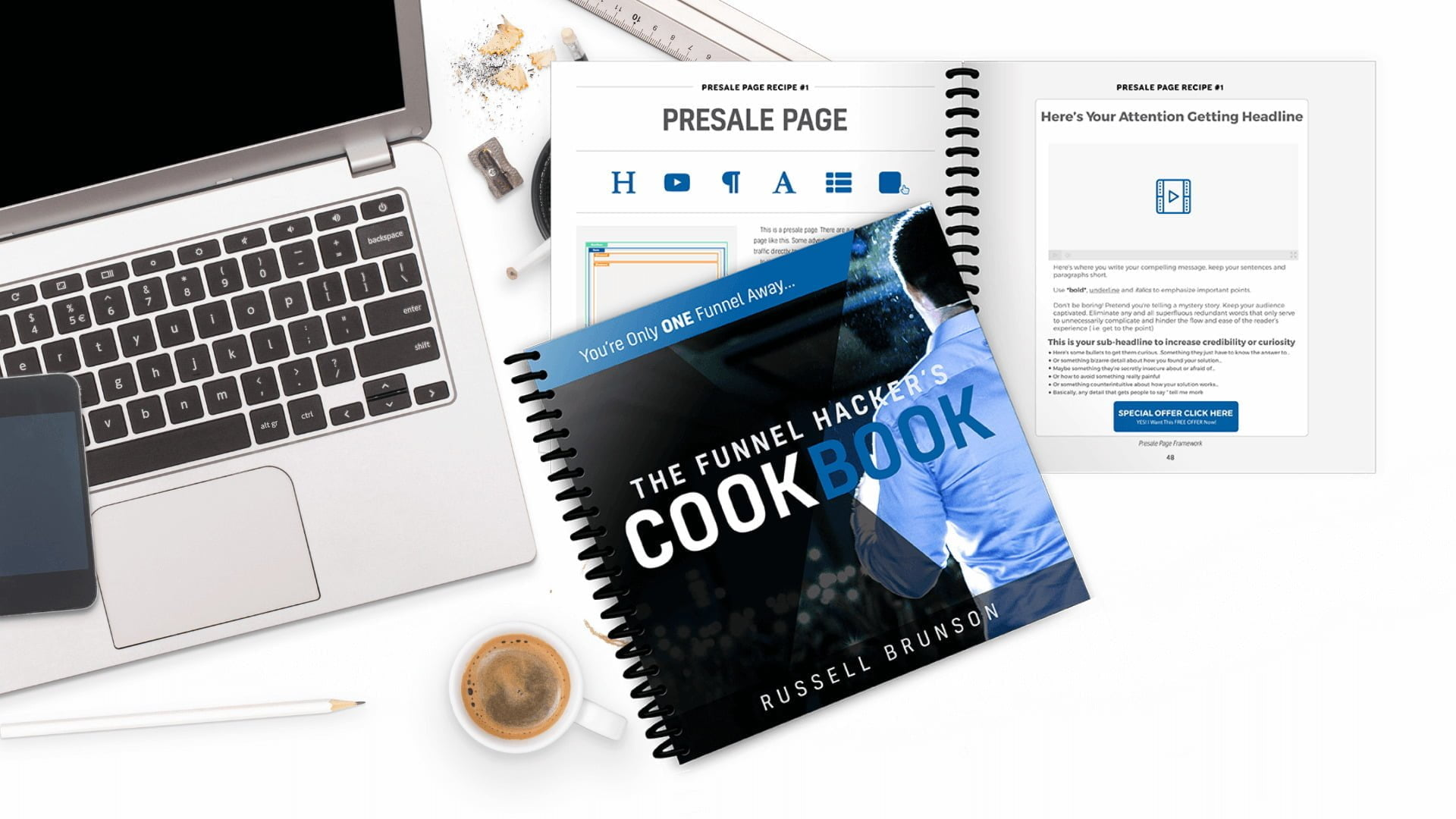 The Funnel Hacker's Cookbook