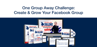 One Group Away Challenge Review