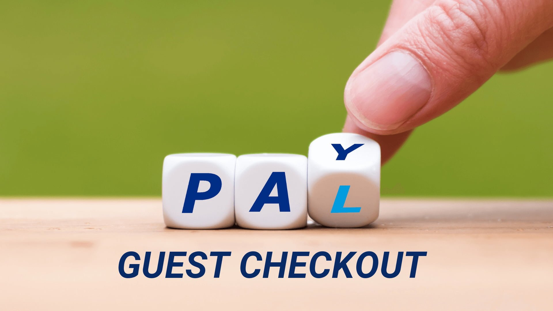 Enable PayPal Guest Checkout