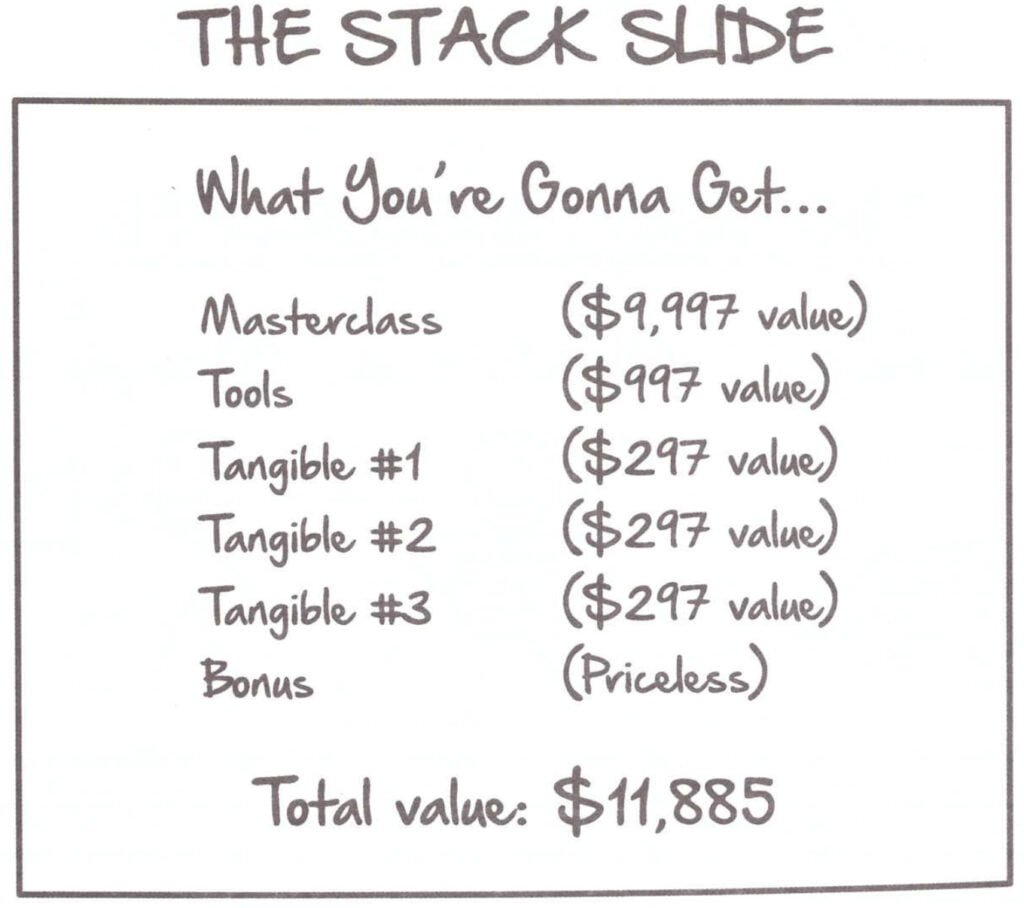 The Stack Slide