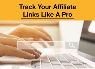 How To Track Affiliate Links