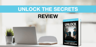 Unlock The Secrets Book By Russell Brunson