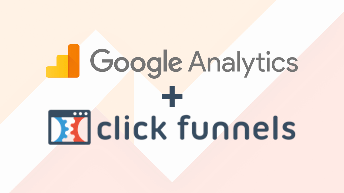 Add Google Analytict to Clickfunnels